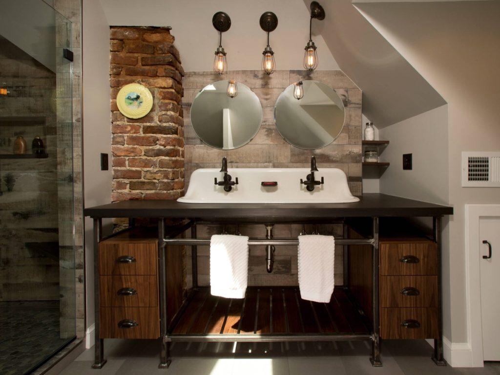 salles de bains de style industriel 39