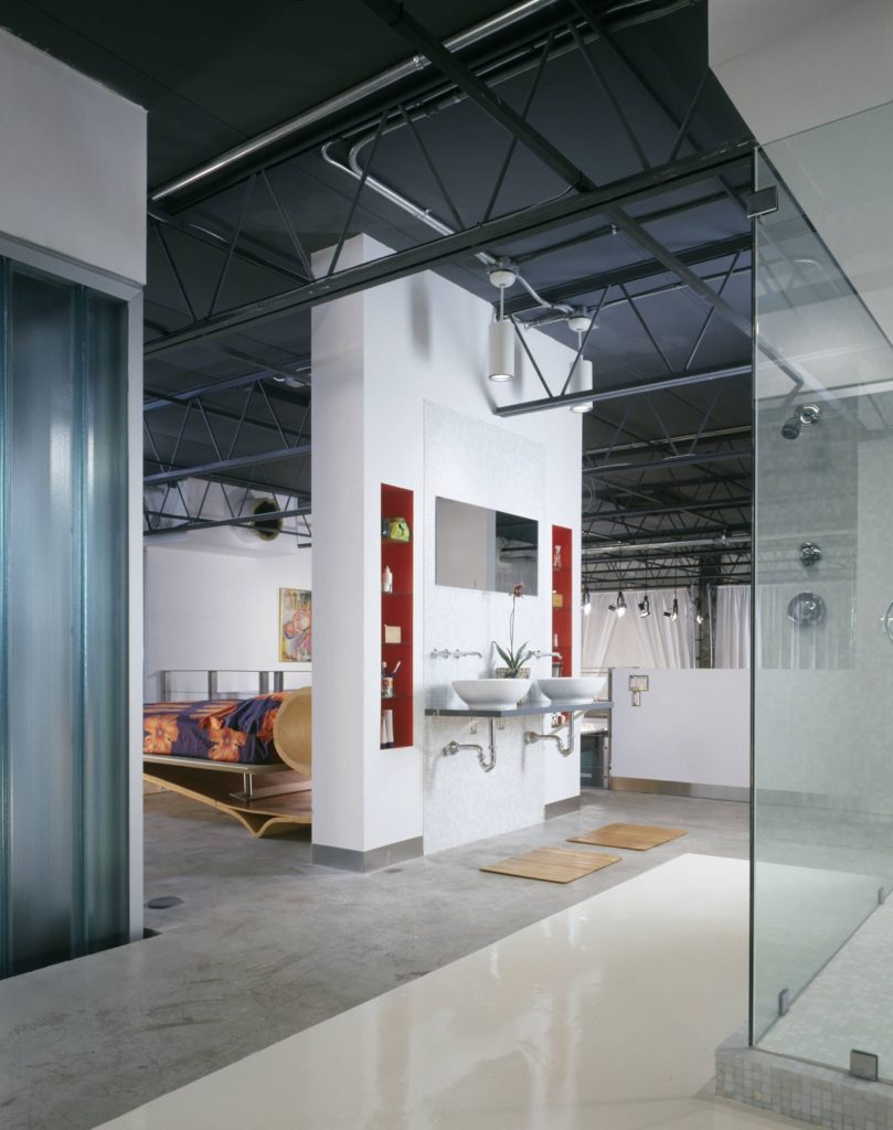 salles de bains de style industriel 44