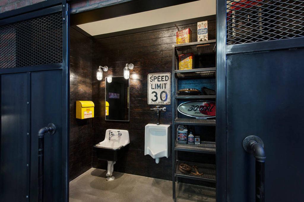 salles de bains de style industriel 47