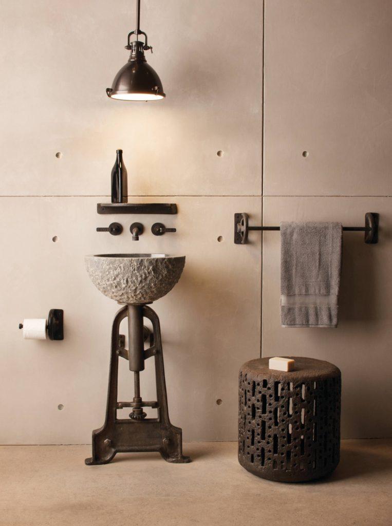 salles de bains de style industriel 7