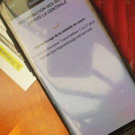 installation e-ONE alarme