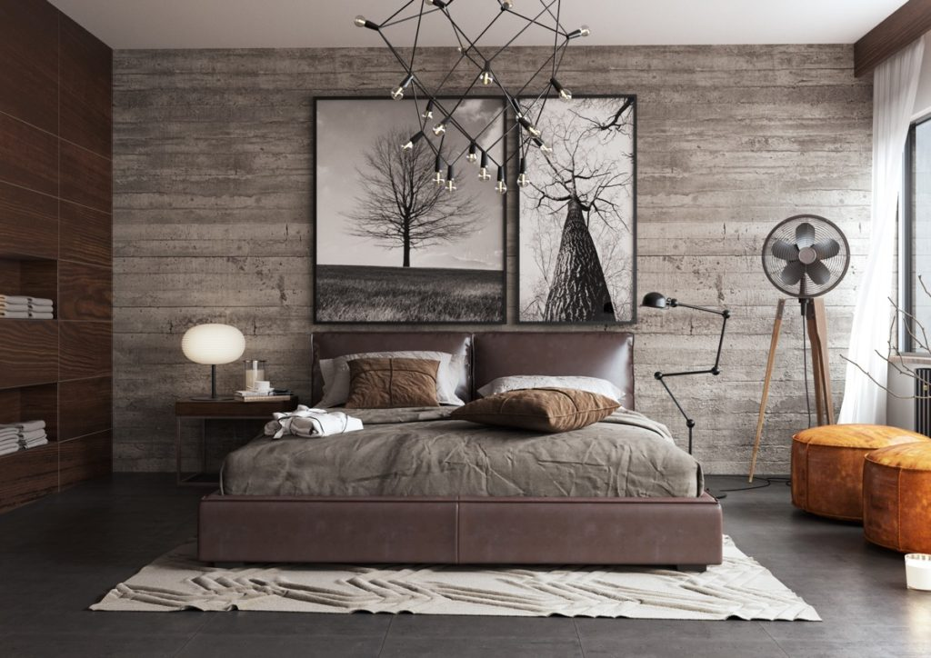 comment am nager son lit pour l 39 hiver blog deco tendency. Black Bedroom Furniture Sets. Home Design Ideas