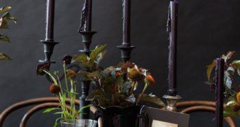 idées de décoration de table d'Halloween 7