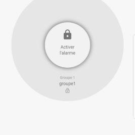 Mise en service del'alarme connectée e-One