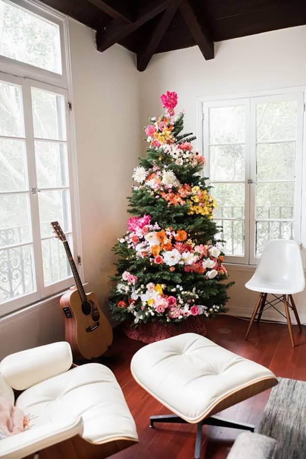 Décorations de sapins de NoëlBohème