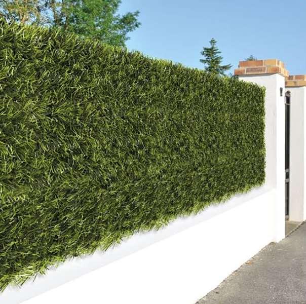 Quelle clôture choisir pour sécuriser votre jardin fausse haie