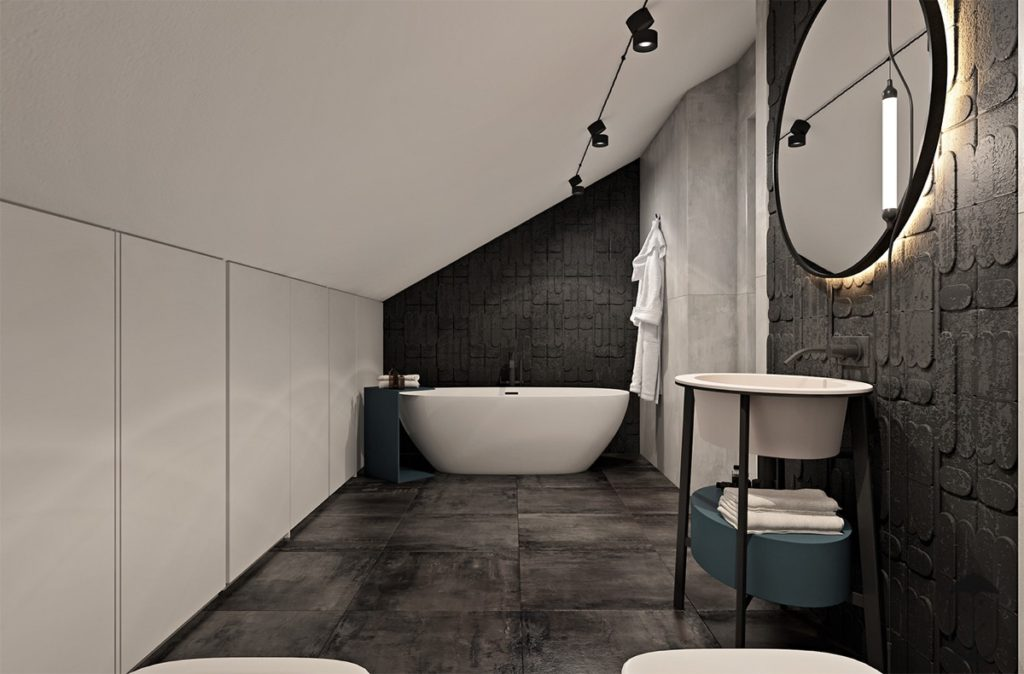 appartement mélangeant le style déco marocain et le minimalisme 28
