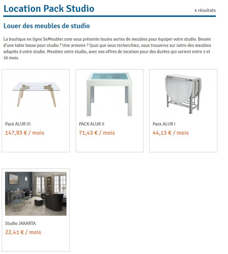 semeubler.com pack sudio
