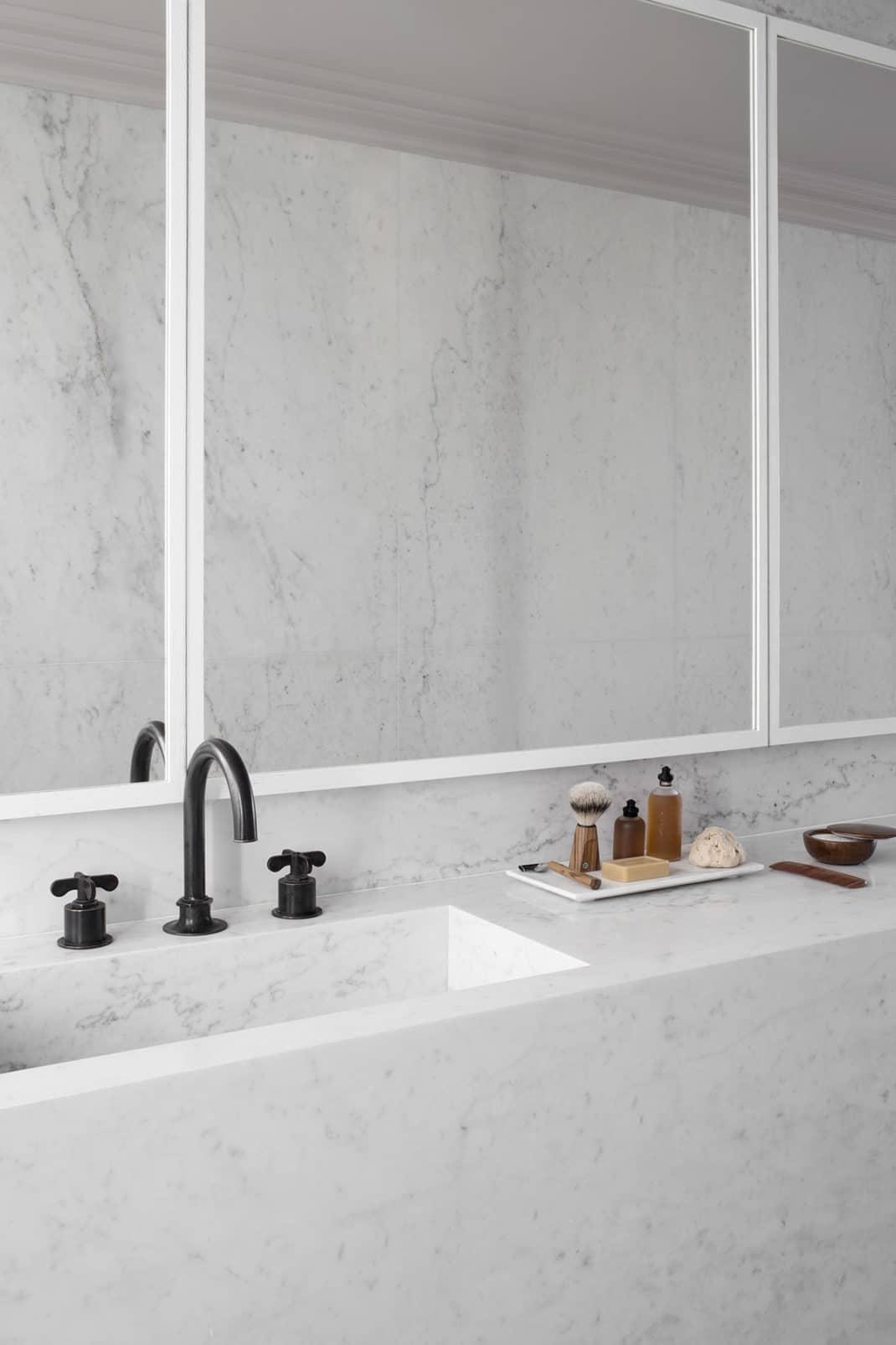 Guillaume Alan nous dévoile un appartement parisien au minimalisme poétique 8