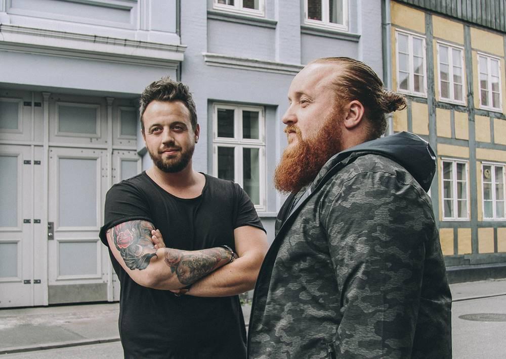 Kreafunk Kenneth et Ruben