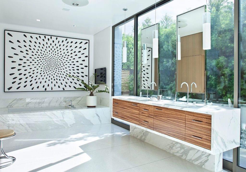 Tendances déco 2019 pour les salles de bain 7