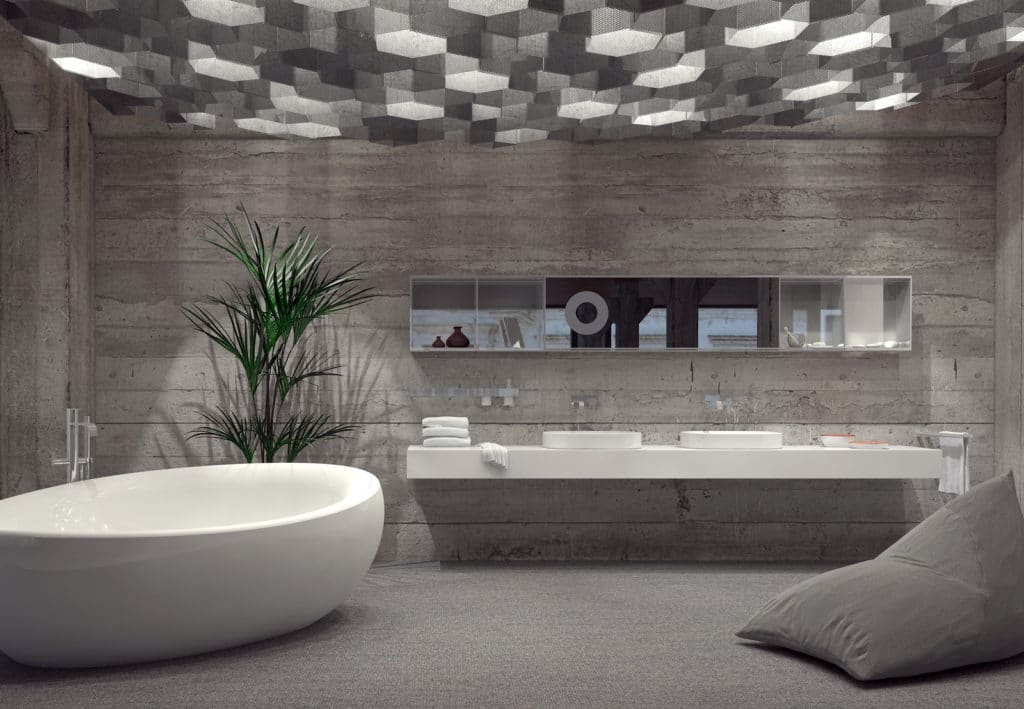 Tendances déco 2019 pour les salles de bain 9