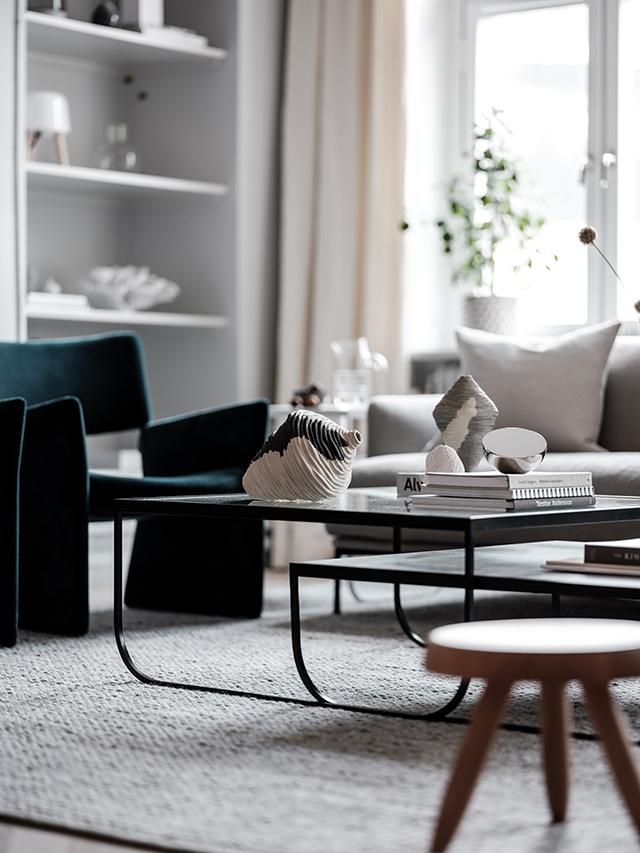 Affine Design Studio nous dévoile un intérieur scandinave moderne 1