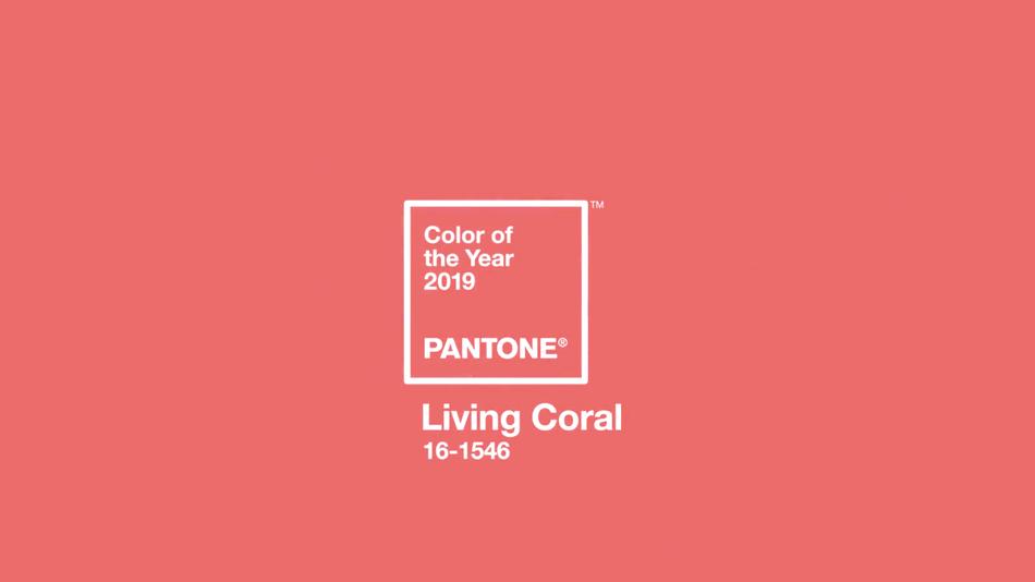 Living Coral - Décorez votre intérieur avec la couleur de l'année 2019 de Pantone