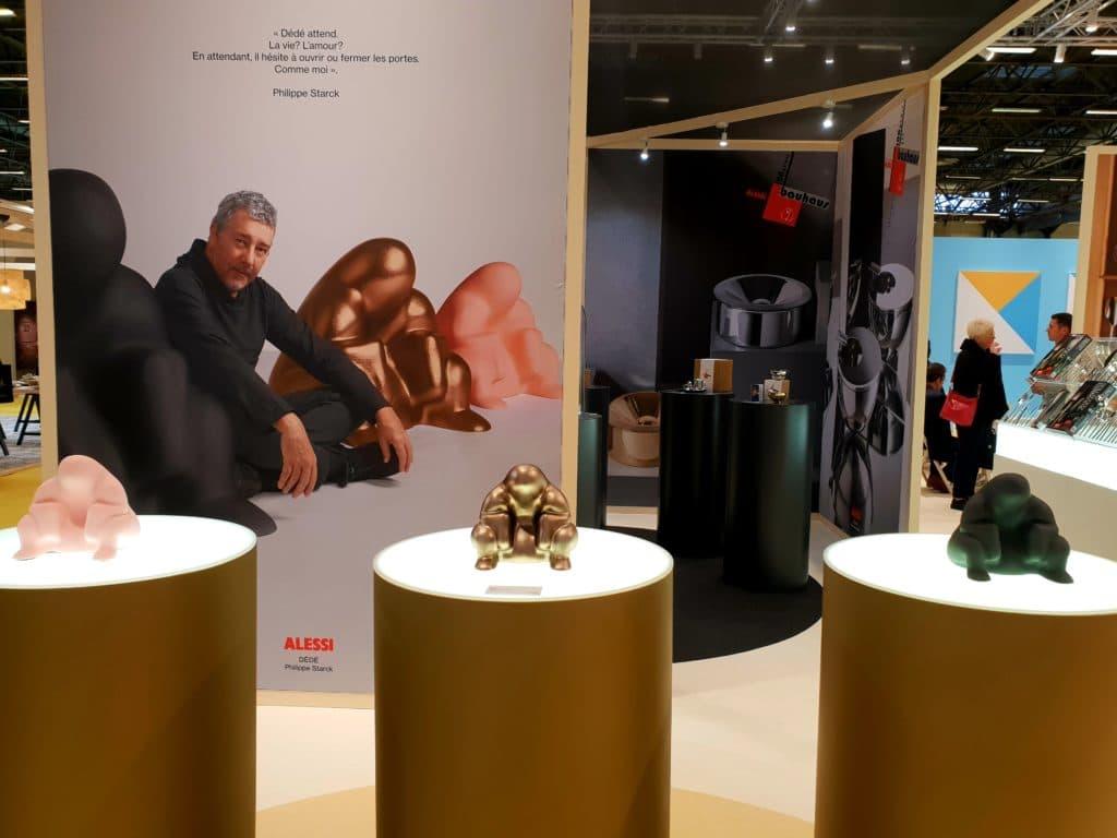 Maison et Objet Janvier 2019- Alessi Dédé de Philippe Starck