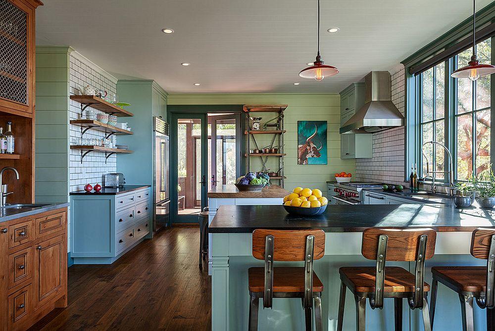 Tendances cuisine 2019 ambiance cottage moderne 2