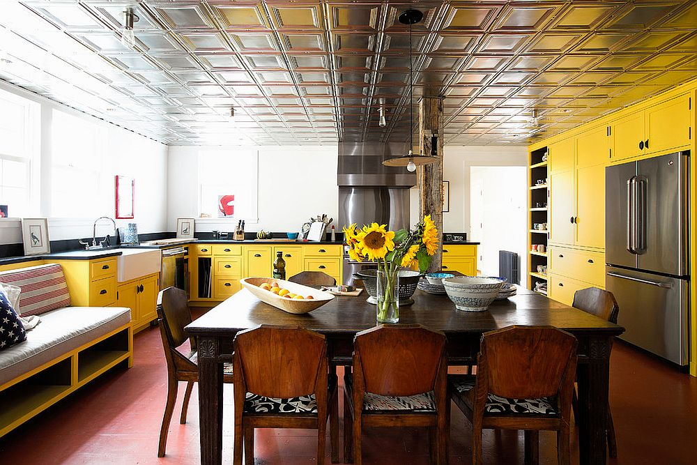 Tendances cuisine 2019 ambiance cottage moderne 5