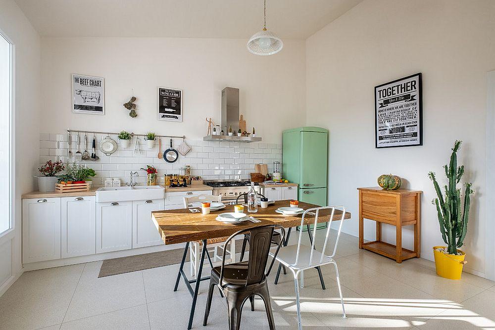 Tendances cuisine 2019 ambiance cottage moderne 6