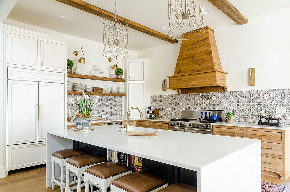 Tendances cuisine 2019 ambiance cottage moderne 7