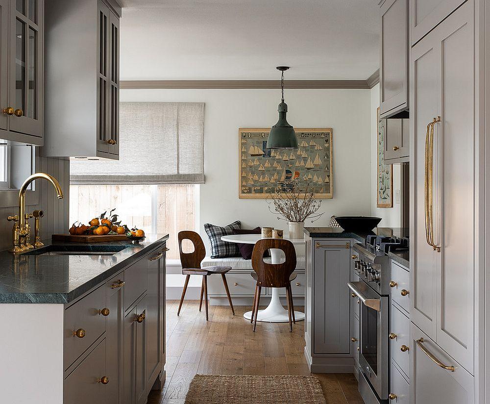 Tendances cuisine 2019 des armoires avec un style shaker 1