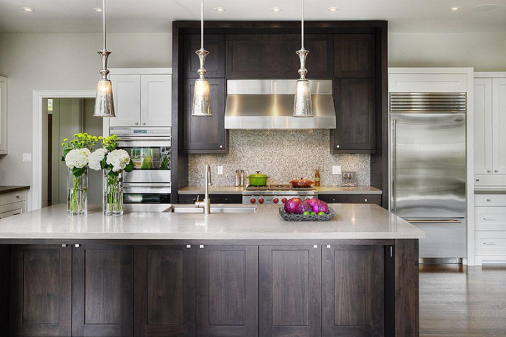 Tendances cuisine 2019 des armoires avec un style shaker 3