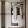 Visite d'un appartement au style glamour moderne sophistiqué 32 100x100 - Visite d'un appartement au style glamour moderne sophistiqué
