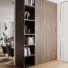 Visite d'un appartement au style glamour moderne sophistiqué 33 100x100 - Visite d'un appartement au style glamour moderne sophistiqué