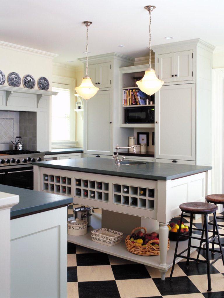 Décorer une petite cuisine à l'aide de quelques astuces déco simples 2