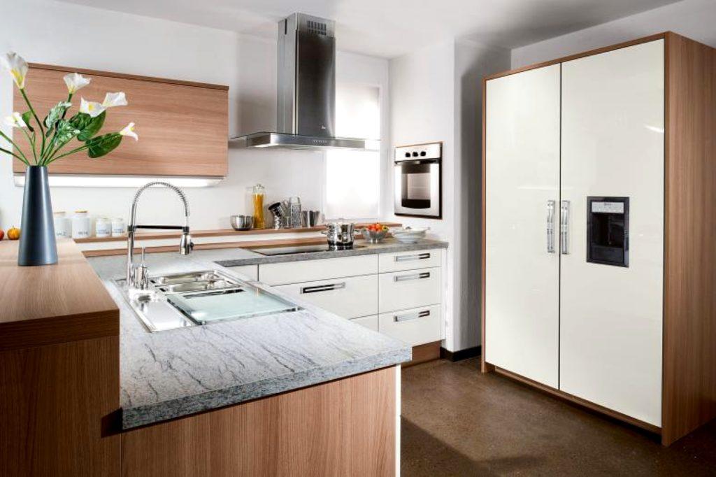 d corer une petite cuisine l aide de quelques astuces d co simples. Black Bedroom Furniture Sets. Home Design Ideas