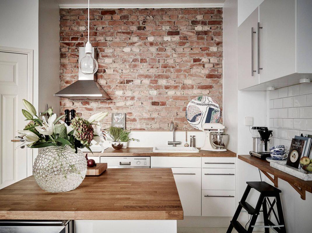 Décorer une petite cuisine à l'aide de quelques astuces déco simples 7