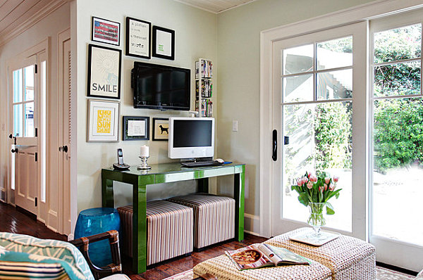 Décorer votre maison avec des meubles laqués 1