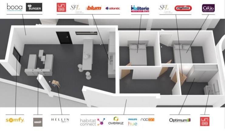 Habitat Connect – Créer un espace de vie connecté pour plus de confort 1