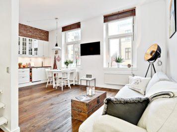 7 raisons pour lesquelles les petits appartements sont les meilleurs
