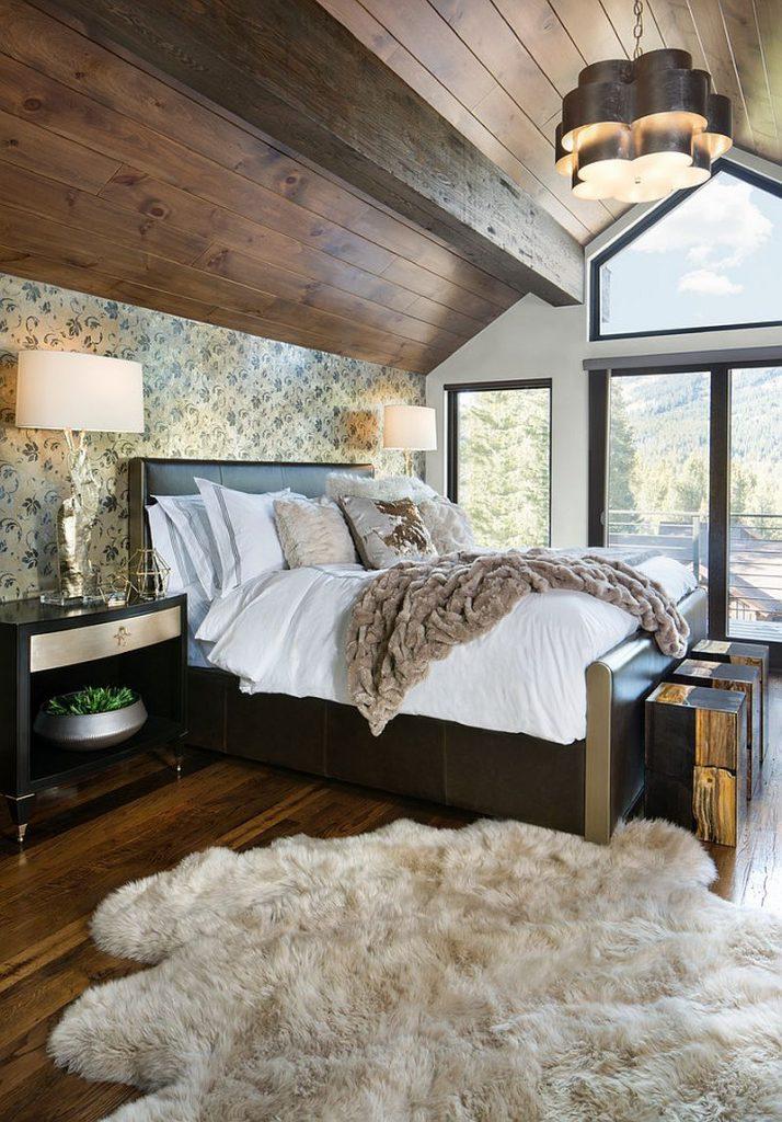 30 chambres rustiques mais douillettes à la décoration chic 4
