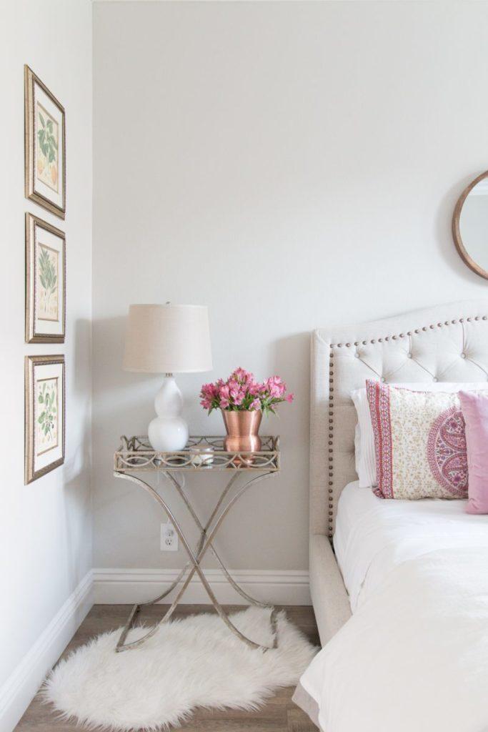 d coration d une chambre d amis quelques bonnes id es essayer. Black Bedroom Furniture Sets. Home Design Ideas