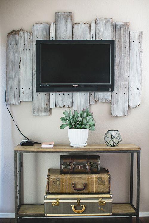 Décorer le mur de votre télévision grâce à 10 astuces déco 2