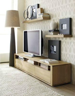 Décorer le mur de votre télévision grâce à 10 astuces déco 4