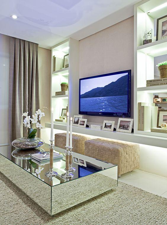 Décorer le mur de votre télévision grâce à 10 astuces déco 7