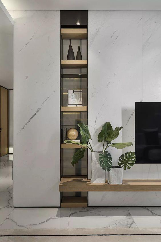 Décorer le mur de votre télévision grâce à 10 astuces déco 9