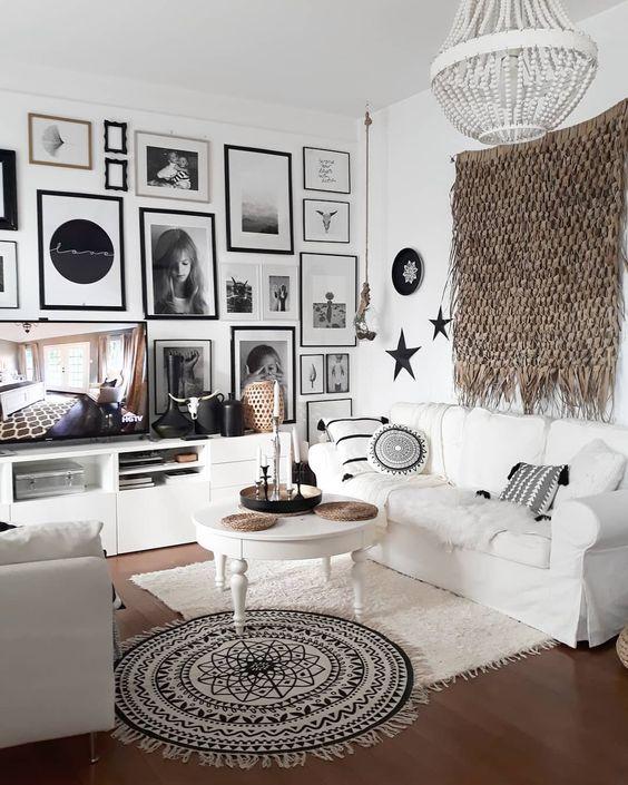 Décorer le mur de votre télévision grâce à 10 astuces déco
