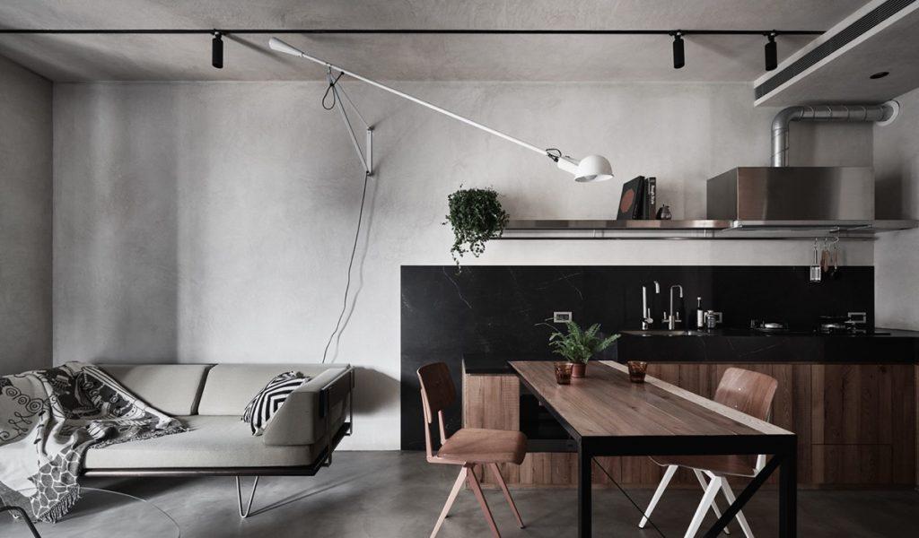 Gagner de la place dans un petit appartement grâce à des meubles multifonctionnels