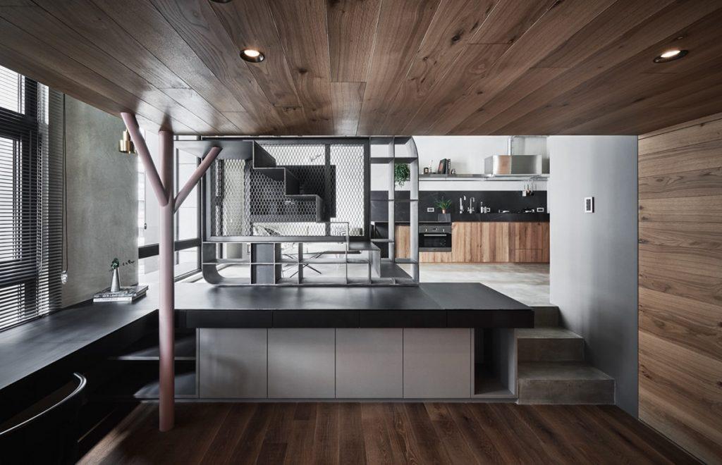 Gagner de la place dans un petit appartement grâce à des meubles multifonctionnels 11