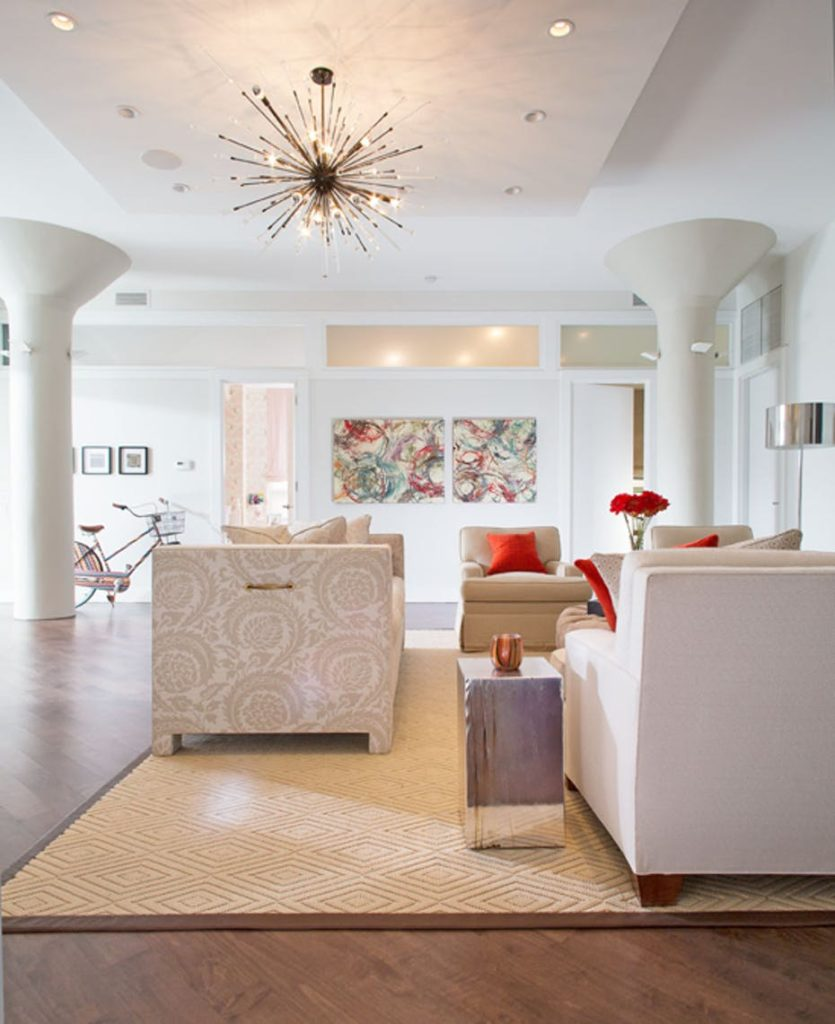 Transformer la décoration de votre salon 8