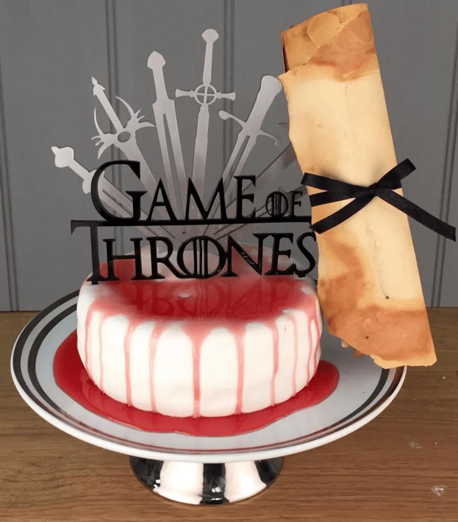 Le Topper de gâteau – 22,43 dollars