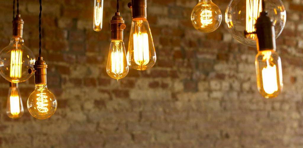 Les ampoules vintages sont plus tendances que jamais