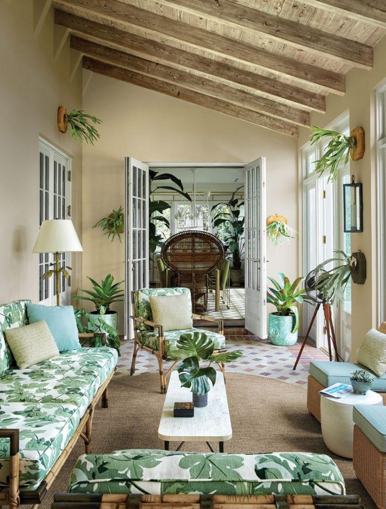 Décorer sa terrasse avec des plantes