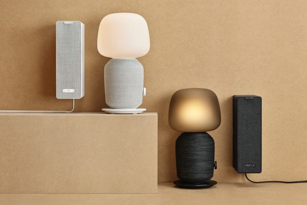 Symfonisk - Les haut-parleurs connectés d'Ikea et Sonos arrivent en 14