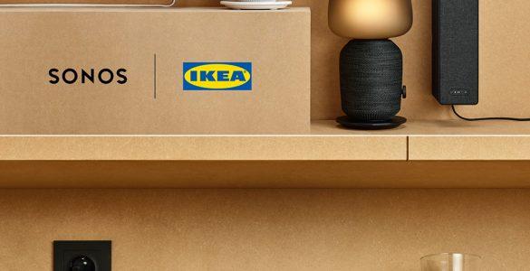 Symfonisk - Les haut-parleurs connectés d'Ikea et Sonos arrivent en Août14