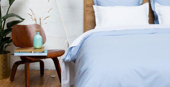 Greige la nouvelle marque de linge de lit français