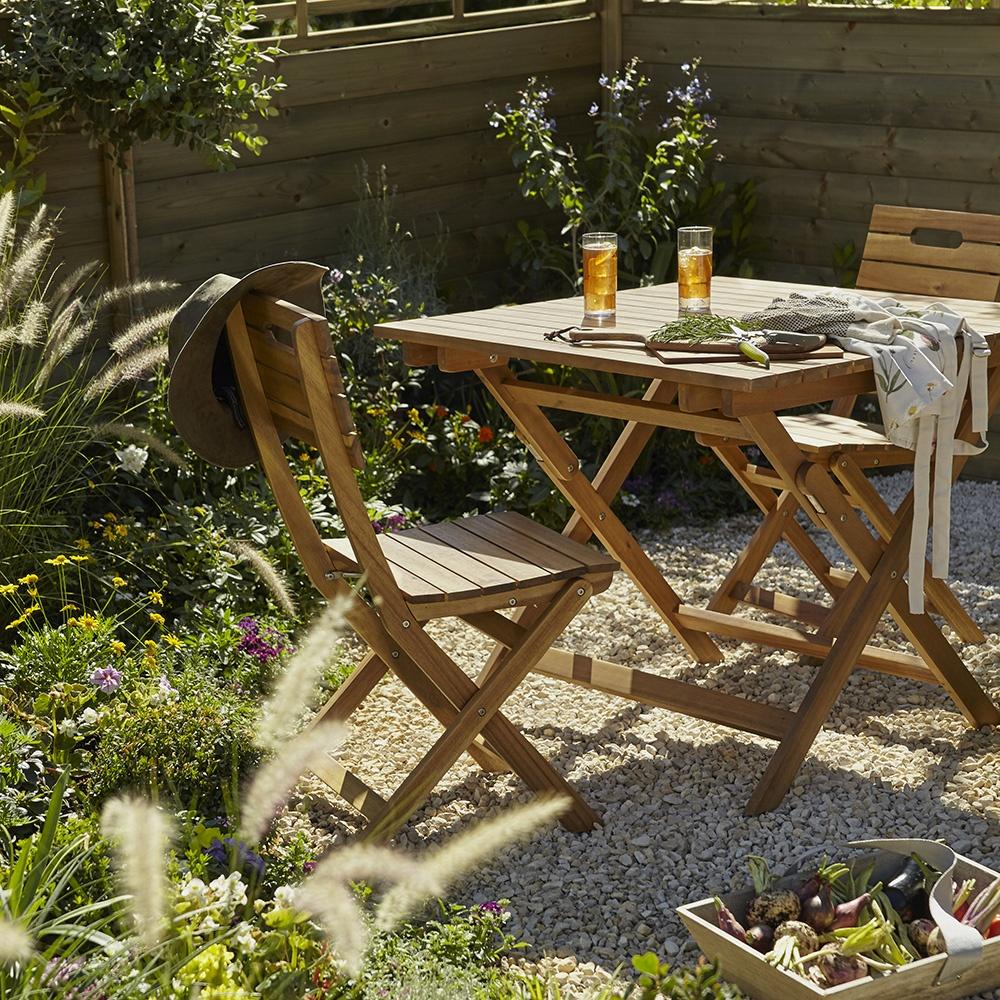 Aménagement de votre jardinquelle table choisir